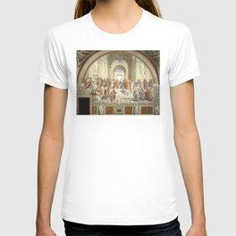 Raphael - The School of Athens T-shirt