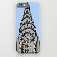The Chrysler Building Would Look All Wrong in Nappa Slim Case iPhone 6s
