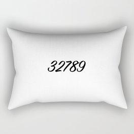 32789 winter park, fl Rectangular Pillow