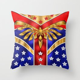 Wonder People! Throw Pillow