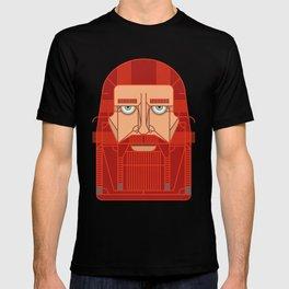 Thor on cream background T-shirt