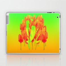 YL visiting Amsterdam Laptop & iPad Skin