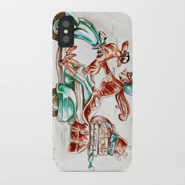 Doxie Vespa iPhone Case