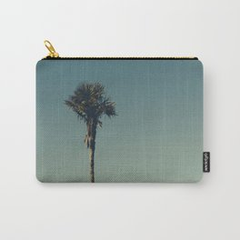 Vintage Film style Palm tree Carry-All Pouch