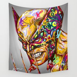Exotic Mutant Wall Tapestry