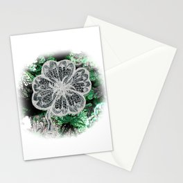 get friends get lucky Stationery Cards