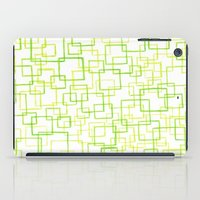 jojo iPad Cases featuring #52. JOJO - Squares by sylvieceres