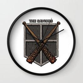 The saviors Wall Clock