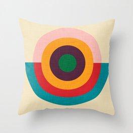 Solaris #homedecor #midcenturydecor Throw Pillow