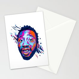 Ol' Dirty Bastard: Dead Rappers Serie Stationery Cards