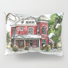 Snowfall Pillow Sham