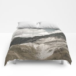 Cathedrals - Landscape Photography Comforters