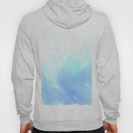 Blue Mist Flower Hoody