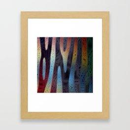 Frustration VI Framed Art Print
