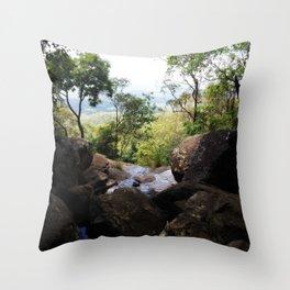 Mt Tamborine, Queensland Throw Pillow