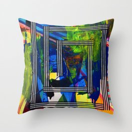 Snakes and Ladders series 2 Throw Pillow