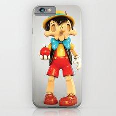 Skull Pinocchio iPhone 6s Slim Case