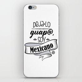 Deja lo Guap@ iPhone Skin