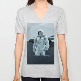 Interstellar Unisex V-Neck
