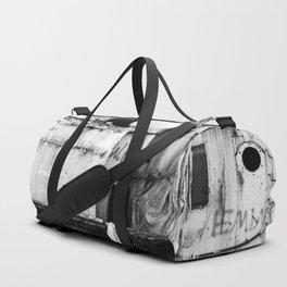 Destroyed - B/W Duffle Bag