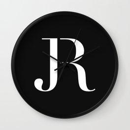 JR Wall Clock