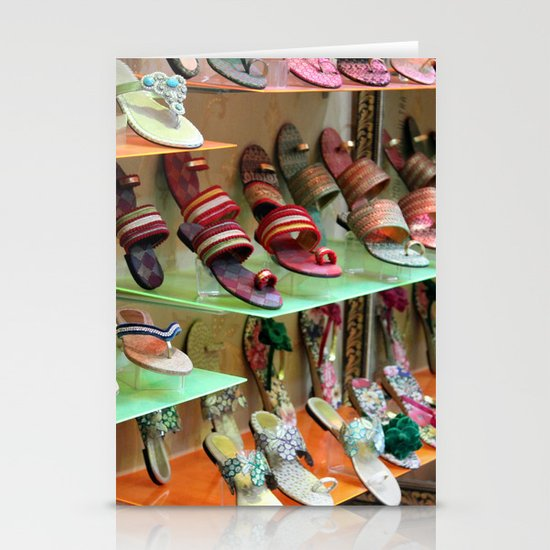 Shoes Stationery Cards
