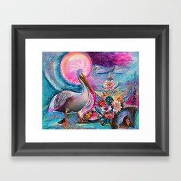 Spirit Wishes Framed Art Print