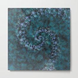 From Infinity - Ocean Metal Print
