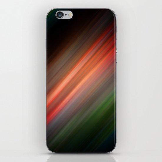 Stripes #001 iPhone Skin