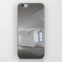 In a White Room iPhone Skin