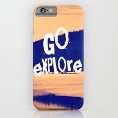Go Explore Slim Case iPhone 6s