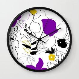 Naturshka 3 Wall Clock