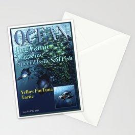 Ocena Big Game Stationery Cards
