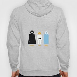 Father, Son, Holy Spirit Hoody