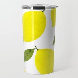 When Life Gives You Lemons Travel Mug