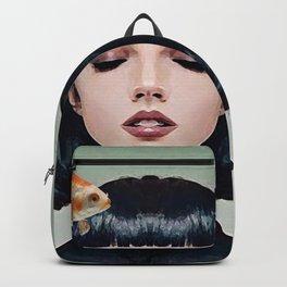 Goldfish Dreaming Backpack