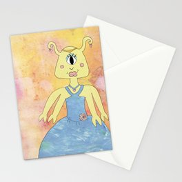 Princess Gurilga (Princess Monsters A to Z) Stationery Cards