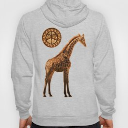 Three Giraffes Hoody