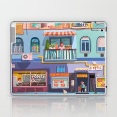 BP frontage Laptop & iPad Skin