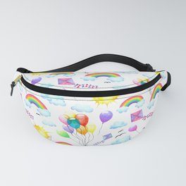 Happy Day Fanny Pack
