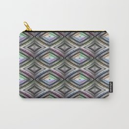 Bright symmetrical rhombus pattern Carry-All Pouch
