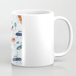 50's cars Coffee Mug