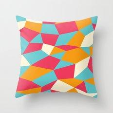 Boulderoid Series: Sunnyside Throw Pillow
