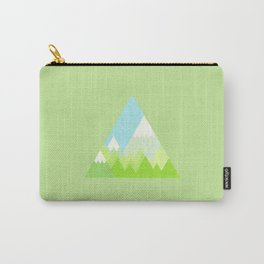 national park geometric pattern Carry-All Pouch