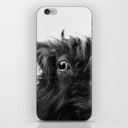 charlie the goat iPhone Skin