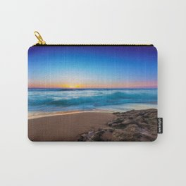 A Day At The Beach Carry-All Pouch