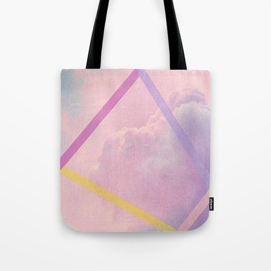 What Do You See III Tote Bag