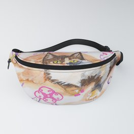 Bonnie and Clyde Fanny Pack