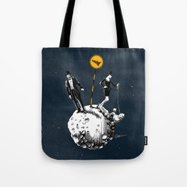 Interstellars Tote Bag