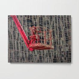 El  mirador. Metal Print